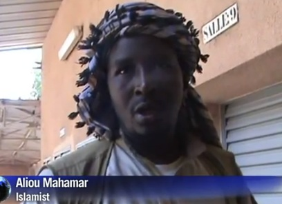 Aliou Mahamar Toure needs to cut off that hideous beard before cutting off anything else