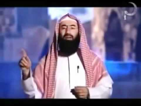 Nabil al-Awadi demonstrating the trademark Muslim finger point