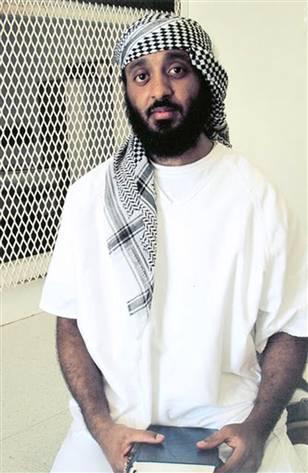 Ramzi bin al-Shibh humping his Qur'an