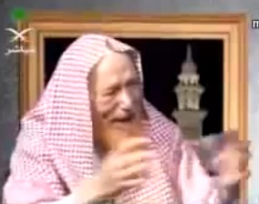 Abd al-Qader Shiba al-Hamad demonstrating how he handles a male prostitute's ass