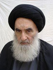 Ali al-Husayni al-Sistani