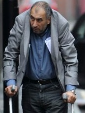 Gay Muslim paedophile Abdelkader El-Janabi , 1 of 2 men who raped a schoolboy in the toilets of a department store in Manchester Arndale centre