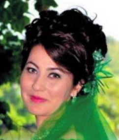 Faruk Rooma, like her clothes, is green with envy