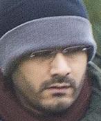 Ammaz Qureshi looking totally innocent