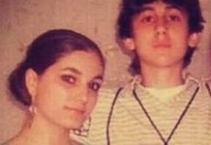 Heda Umarova with Boston Marathon bomber and fellow Muslim Dzhokhar Tsarnaev