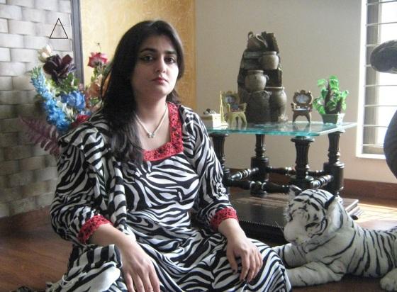 Sabreena Sadaf