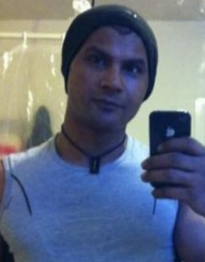 """Ahmed al-Khatib enjoys taking selfies with his iPhone, but killed his wife for being  """"too westernized""""..."""