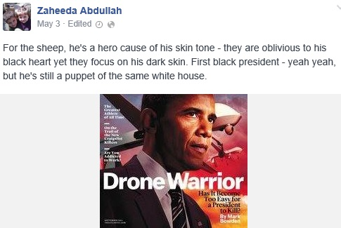 Muslims still hate the president of the US even if many accuse him of being a Muslim.