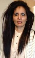 "Amani Kapre's ""modeling"""