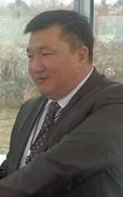 Kurmanbek Dyikanbayev being fat