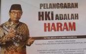 Hasanuddin AF on a poster