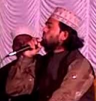 "Mohammed Saleem Noori singing the theme song of Islam, Ke$ha's ""Blow."""